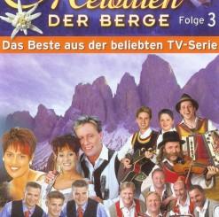 DVD's Melodien Der Berge (de orginele)