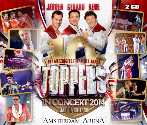 Toppers in Concert (2CD 2014)