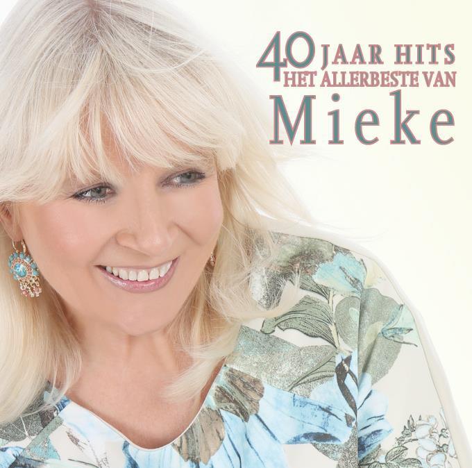 Mieke - 40 Jaar Hits (CD 2014)