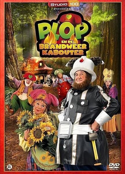 Plop En De Brandweer Kabouter (DVD 2014)