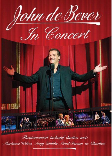 John de Bever - In Concert (DVD 28 Tracks 2014)