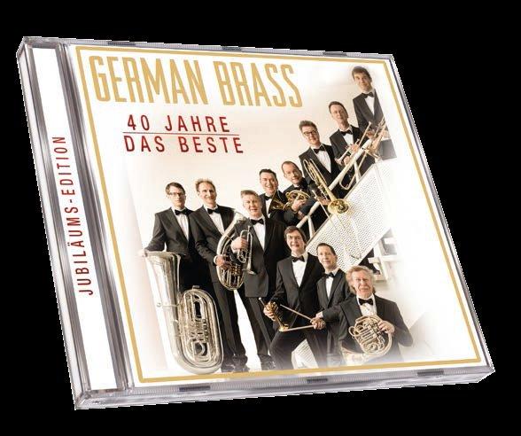German Brass - Best of 40 Jahre (CD 2014)