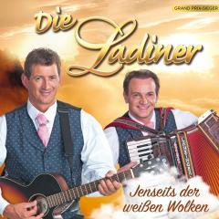 Die Ladiner - Jenseits der weißen Wolken [CD 2015]