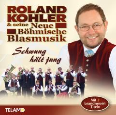Roland Kohler & seine Neue Böhmische Blasmusik (2 CD - 2015)