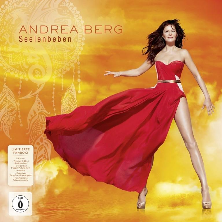 Andrea Berg - Seelenbeben (fanbox)