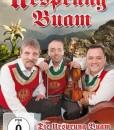 Ursprung Buam dvd 2015