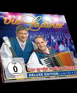 Die Ladiner - Das große Ladiner Konzert - Deluxe 2016