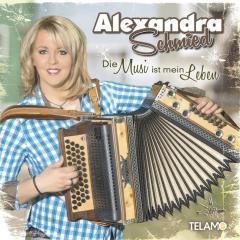 Alexandra Schmied - Die Musi ist mein Leben