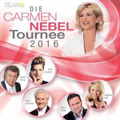 Die Carmen Nebel Tournee 2016 - Various