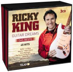 Ricky King - Guitar Dreams