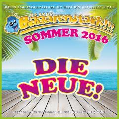Various - Bääärenstark!!! Sommer 2016