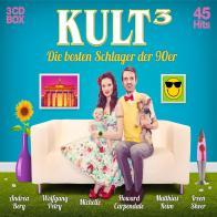 Various - Kult3 - Die Besten Schlager Der 90er