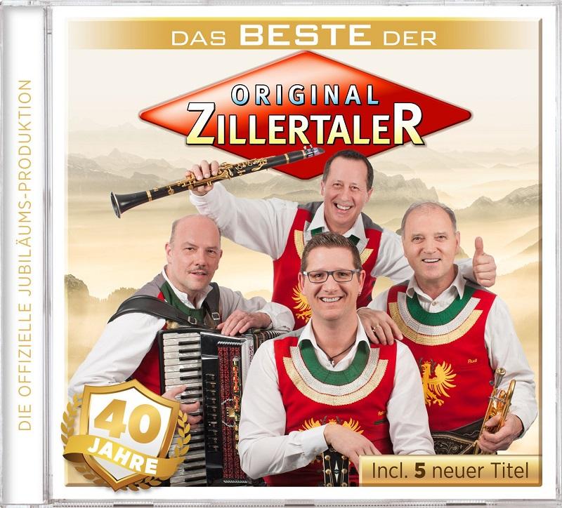 Original Zillertaler - 40 Jahre - Das Beste der