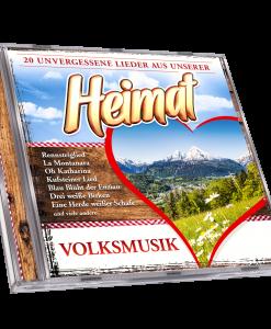 20 unvergessene Lieder aus unserer Heimat - Volksmusik