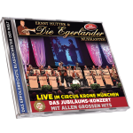 Ernst Hutter & Die Egerländer musikanten - Live im Circus Krone