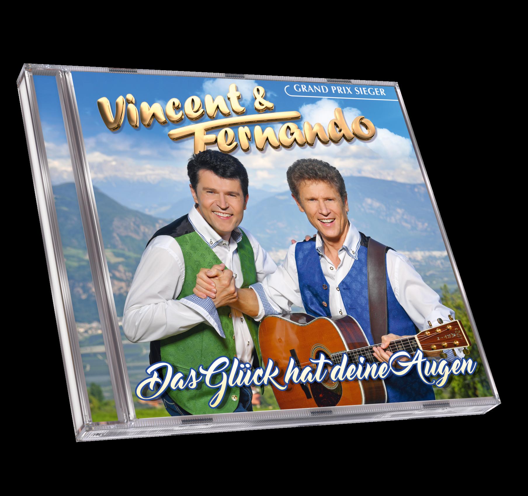 Vincent & Fernando - Das Glück hat deine Augen