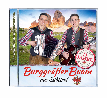 VolksMusik Burggräfler Buam Deusch
