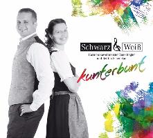 CD 2016 Bettina Schenekar Rene Kogler Schwarz & Weiss Schwarz Weiss