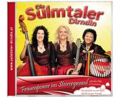 Nieuwe CD (2016) van Die Sulmtaler Dirndin.