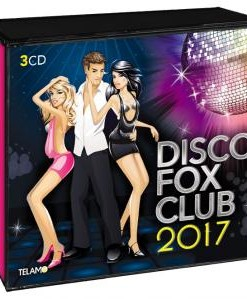 Various - Discofox Club 2017 (3CD 2016)