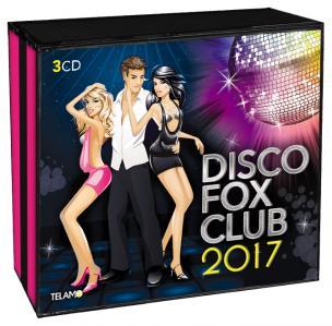 Various - Discofox Club 2017 (3CD 2016)