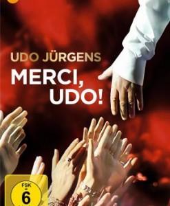 DVD Udo Jürgens - Merci, Udo!