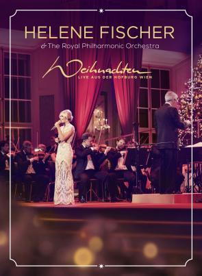 DVD 2016 Weihnachten Helene Fischer