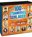 Various - 100 Stimmungsschlager (5CD 2017)