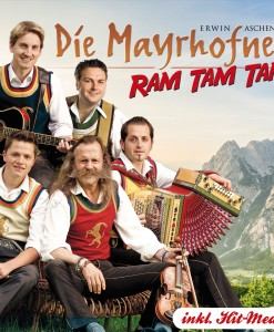 Die Mayrhofner - Ram Tam Tam (CD 2016)