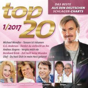 Various - Top 20 1/2017 (CD 2016)
