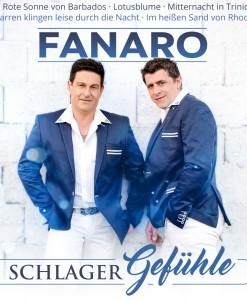 Fanaro - Schlagergefühle (CD 2017)