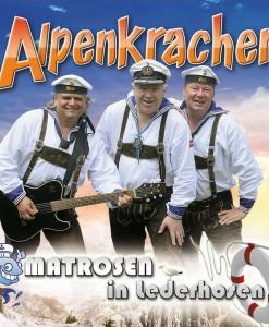 Matrosen in lederhosen - Alpenkracher (CD 2017)