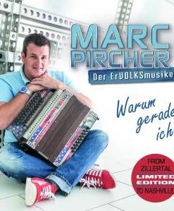 Marc Pircher - Warum Gerade Ich (CD 2017)