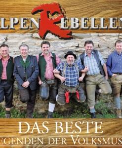 Alpenrebellen - Legenden der Volksmusik, Das Beste (CD 2017)