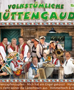 Various - Volkstümliche Hüttengaudi Nr. 3 (CD 2017)