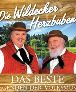 Die Wildecker Herzbuben - Das Beste, Legenden der Volksmusik (CD 2017)