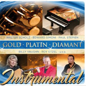 Gold ' Platin ' Diamand - Instrumental (CD 2017)