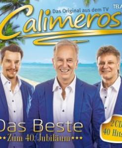 Calimeros - Das Beste, Zum 40. Jubiläum (2CD 2017)