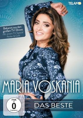 Maria Voskania - Das Beste (DVD 2017)