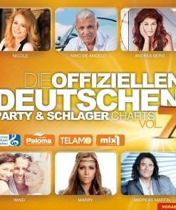 Various - Die offiziellen deutschen Party & Schlager Charts Vol. 7 (2CD 2017)