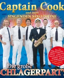 Captain Cook - Schlagerparty (CD 2017)