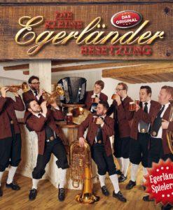 Die Kleine Egerländer Besetzung - Egerländer Spielereien (CD 2017)