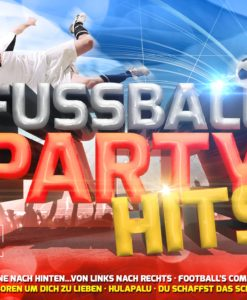 Various - Fußballpartyhits (3CD 2017)