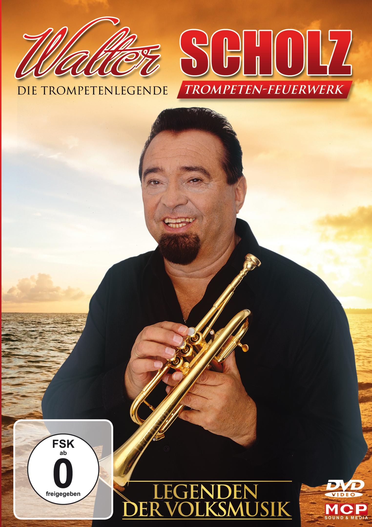 WALTER SCHOLZ - Legenden der Volksmusik (DVD 2017)