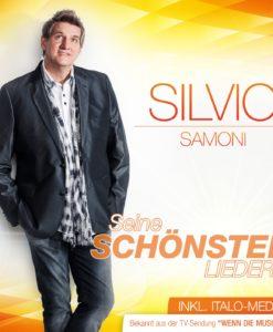 SILVIO SAMONI - Seine schönsten Lieder (CD 2017)