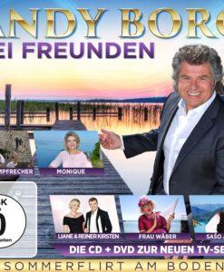 Andy Borg bei Freunden - Sommerflirt am Bodensee (CD + DVD 2017)