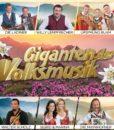 Various - Giganten der Volksmusik (CD 2017)