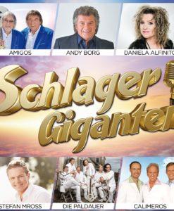 Various - Schlager-Giganten (CD 2017)