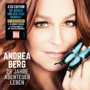 Andrea Berg - 25 Jahre Abenteuer Leben (2CD 2017)