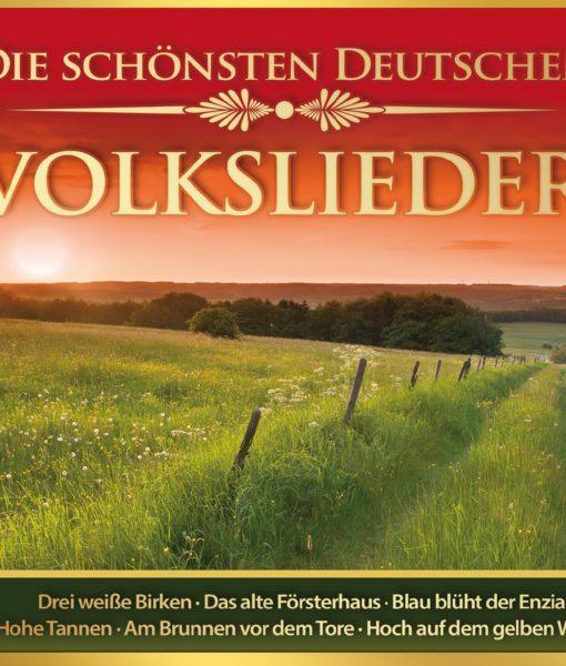 Various - Die schönsten deutschen Volkslieder (3CD 2017)